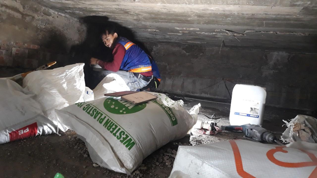 Phương pháp chống thấm tầng hầm – chống thấm tầng hầm tại tphcm