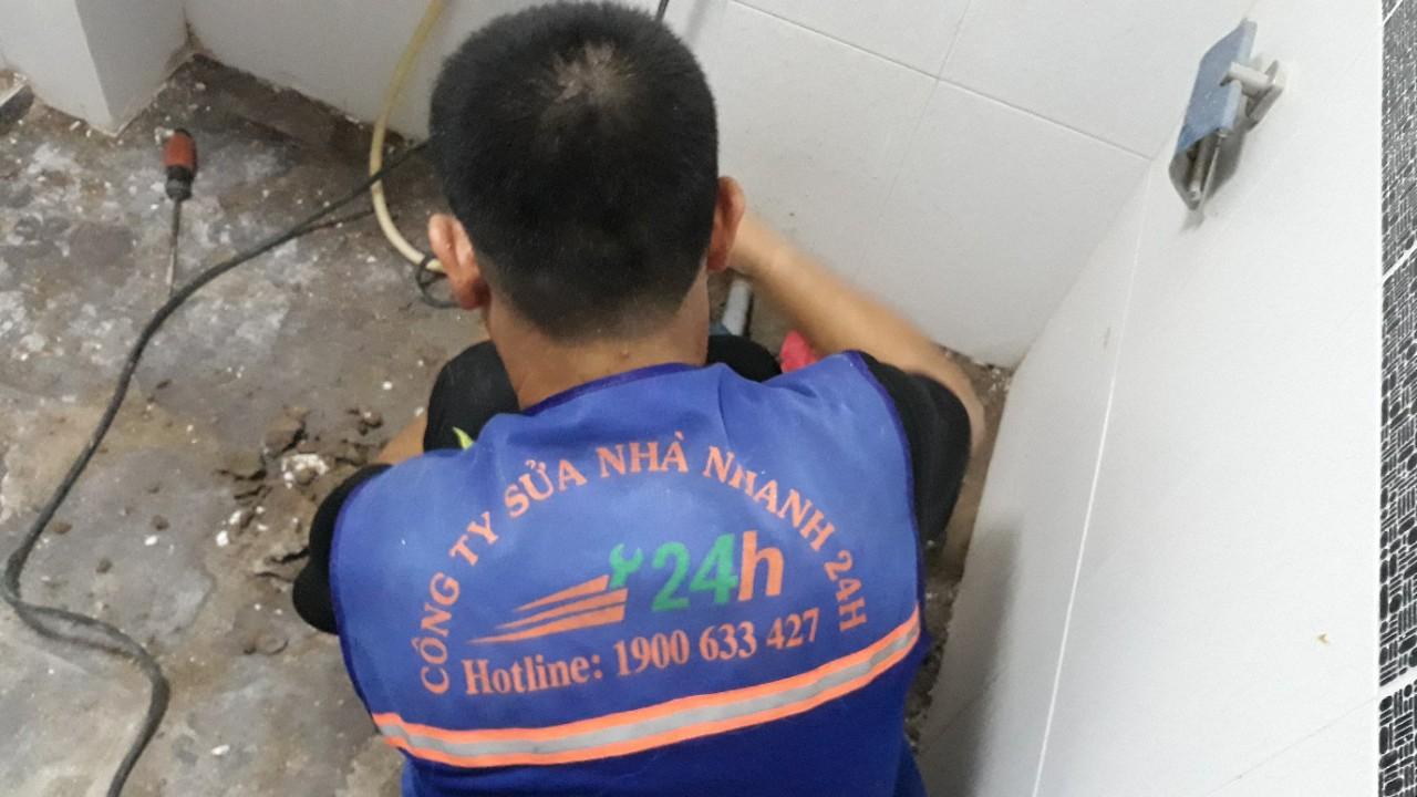 Dịch vụ chống thấm nhà vệ sinh tại TPHCM nhanh chóng – hiệu quả