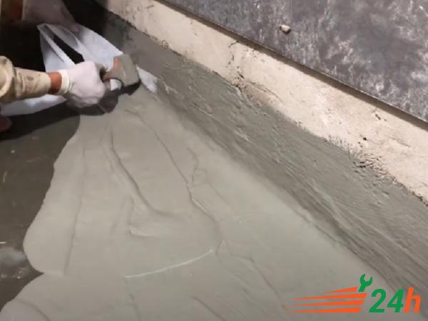 Quy trình chống thấm nhà vệ sinh nhà tắm hiệu quả