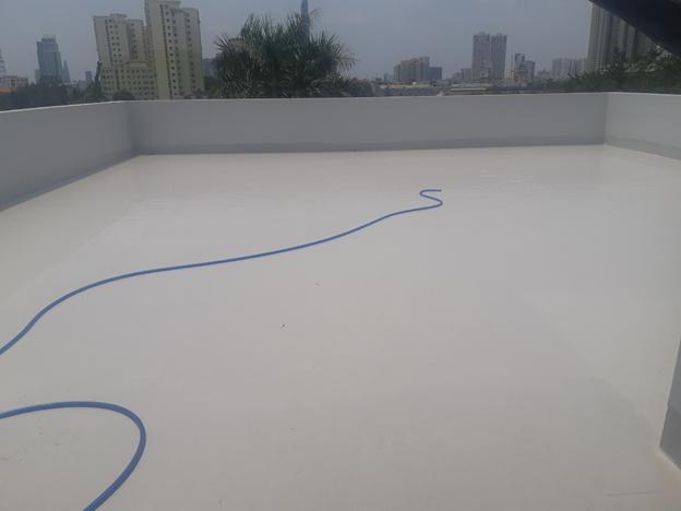 Kinh nghiệm chống thấm sân thượng