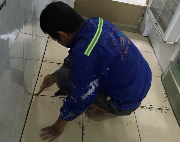 Thi công chống thấm nhà vệ sinh