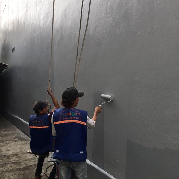 Sơn chống thấm cho tường